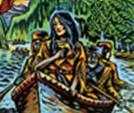 sacajawea explorer of the frontier essay Kidwell, clara sue, review essay: native american studies (1996)  take the  explorers to the columbia river  advantage of sacagawea's knowledge of.